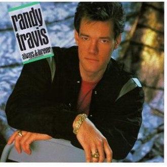 Always & Forever (Randy Travis album) - Image: Always&Forever