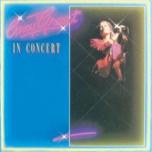 In Concert (Amy Grant album) - Image: Amy Grant In Concert
