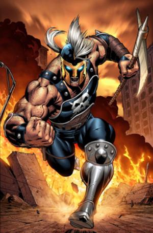Ares (Marvel Comics) - Image: Aresherc