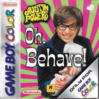 Austin Powers: Oh, Behave! - Image: Austin Powers Oh Behave