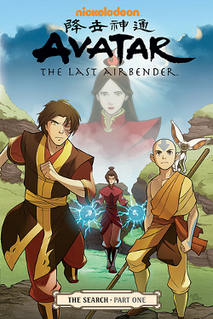 <i>Avatar: The Last Airbender – The Search</i>