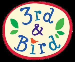 3rd & Bird - Image: BBC 3rd & Bird Logo