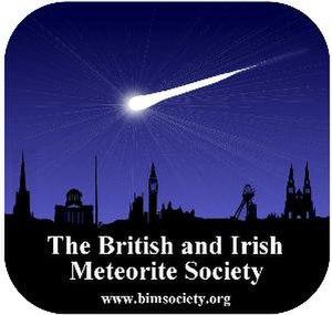 British and Irish Meteorite Society - Image: BIM Sv 1