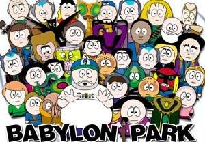 Babylon Park - The cast of Babylon Park