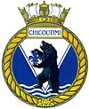 Badge of HMCS Chicoutimi (SSK 879).jpg