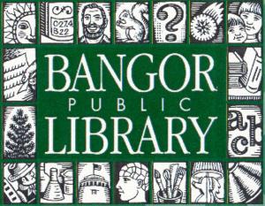 Bangor Public Library - Image: Bangor Public Library Logo