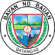 Official seal of Bauan