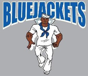 Beaumont High School (St. Louis) - The mascot of Beaumont High School is a bluejacket, a common and informal term for a sailor.
