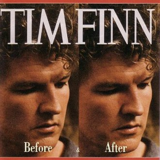 Before & After (Tim Finn album) - Image: Before & After (album)