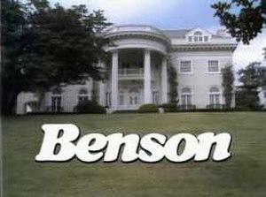 Benson (TV series) - Image: Benson title screen
