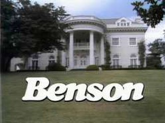 Benson (TV series) - Image: Benson title screen