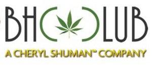 Beverly Hills Cannabis Club - Image: Beverly Hills Cannabis Club logo
