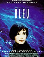 Picture of a movie: Three Colors: Blue
