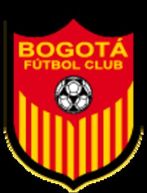 Bogotá F.C. - Logo