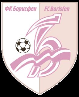 FC Borysfen Boryspil Football club