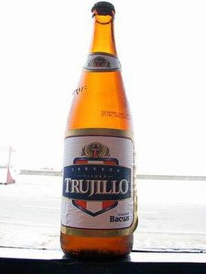 Pilsen Trujillo - 620 ml Pilsen Trujillo