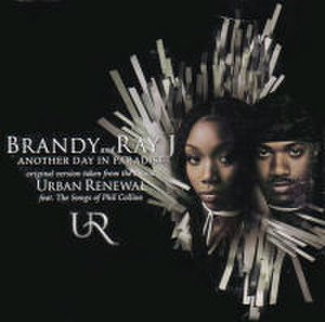Another Day in Paradise - Image: Brandyfeat Ray J Another Day In Paradise CD Single Cover