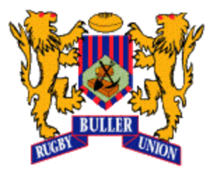 Buller Rugby Football Union - Image: Buller Rugby Logo