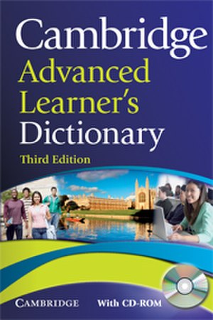 Cambridge Advanced Learner's Dictionary - CALD 3rd Ed.
