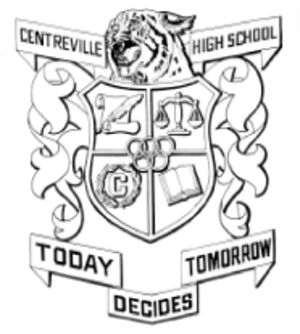 Centreville High School (Fairfax County, Virginia) - Image: Centreville High School logo