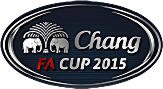 2015 Thai FA Cup football tournament season