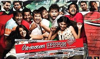 Chennai 600028 - Promotional poster