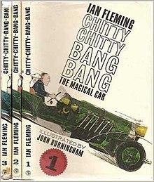 author of chitty chitty bang bang