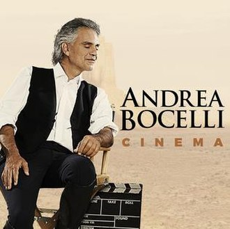 Cinema (Andrea Bocelli album) - Image: Cinema (Andrea Bocelli album)