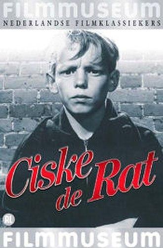 Ciske de Rat (1955 film) - Image: Ciske de rat