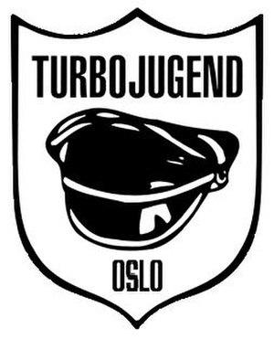 Turbojugend - The original Turbojugend logo from 1995