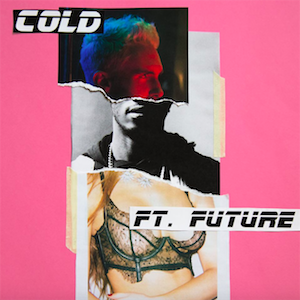Cold (Maroon 5 song) - Image: Cold (featuring Future) (Official Single Cover) by Maroon 5