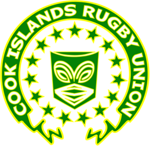 Cook Islands Rugby Union - Image: Cook islands rugby logo