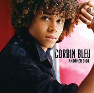 Another Side (Corbin Bleu album) - Image: Corbin Bleu Album Cover