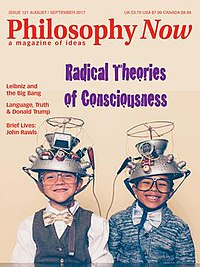 Cover of Philosophy Now Issue 121 (Aug-Sept 2017).jpg