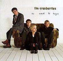 CranberriesNoNeedToArgueAlbumcoverjpg
