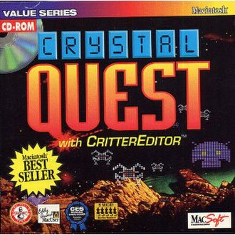 Crystal Quest - Image: Crystal Quest coverart