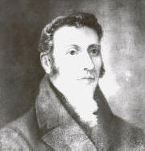 Daniel C. Cooper - Daniel C. Cooper (1773-1818)