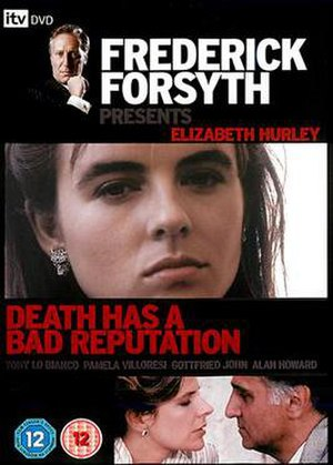Death Has a Bad Reputation - DVD cover