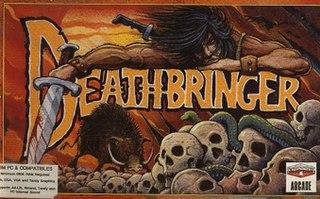 <i>Deathbringer</i> (1991 video game) 1991 video game