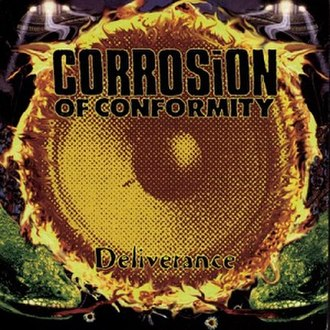 Deliverance (Corrosion of Conformity album) - Image: Deliverance (COC album)
