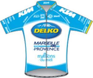 Delko–Marseille Provence KTM - Image: Delko–Marseille Provence KTM jersey