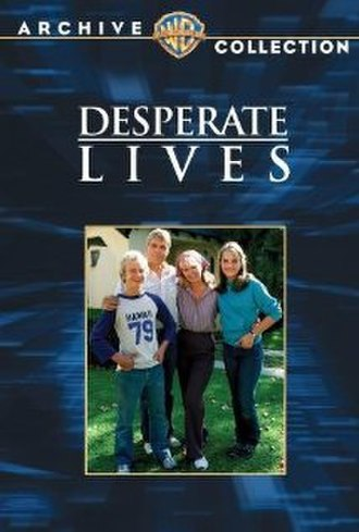 Desperate Lives - DVD cover