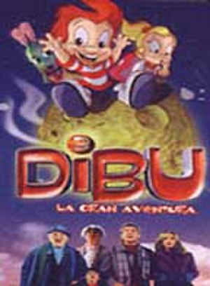 Dibu 3 - DVD cover