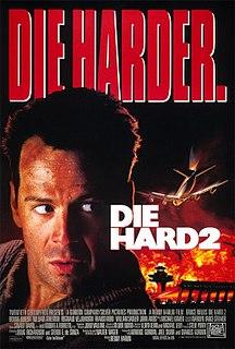 <i>Die Hard 2</i> 1990 film by Renny Harlin