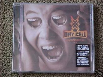 Dry Cell (band) - The Disconnected album jewel case