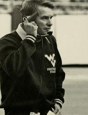 Bowling Green Falcons football - Coach Nehlen
