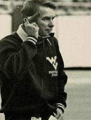 Bowling Green Falcons football - Coach Nehlen
