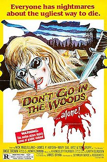 Don't Go in the Woods (1981 film)