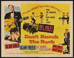 Don't Knock the Rock - Image: Dontknockrock