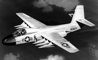 Douglas F6D Missileer